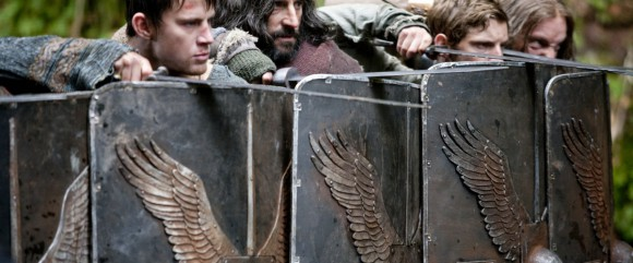 The Eagle_our heroes