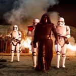 You just can't miss Star Wars: The Force Awakens