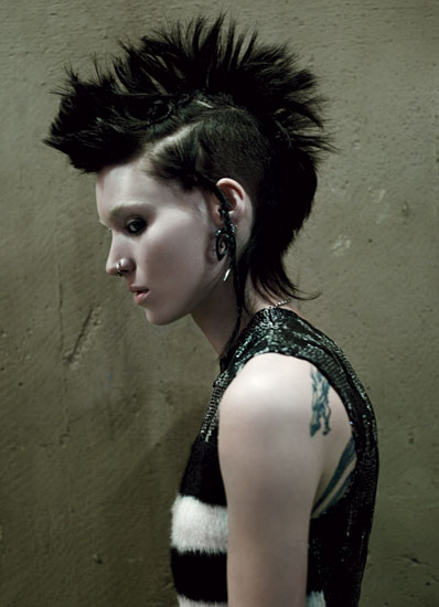 The Girl with the Dragon Tattoo_Lisbeth Salander