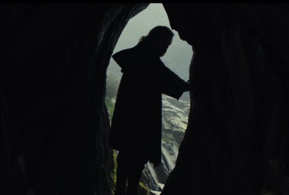Darkness and light in Star Wars: The Last Jedi