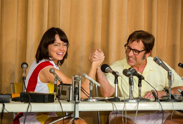 Battle of the Sexes looks a gripping game, set and match